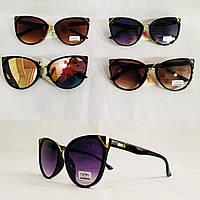 Солнцезащитные очки в роговой   оправе. Модель 2020 г.