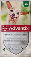 Средство от блох и клещей Advantix для собак до 4 кг 2