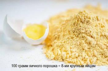 Яєчний порошок від 20 кг