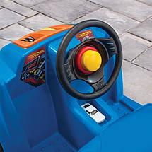 Машинка каталка с ручкой Hot Wheels Step2 866800, фото 2