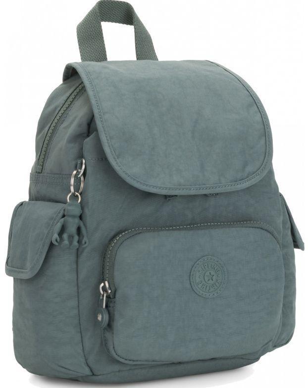 Рюкзак городской Kipling Basic 9л зеленый