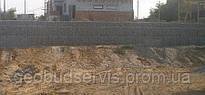 Подпорные стены, подпорные стенки