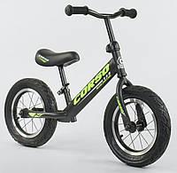 """Велобег """"CORSO"""" 36906 (1) стальная рама, колесо 12"""" надувные колёса"""