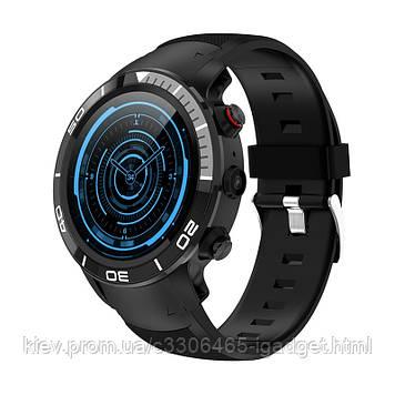 Умные часы Lemfo H8 со слотом под SIM карту (Черный)