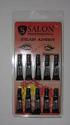 Клей для  ресниц Salon Professional  черный