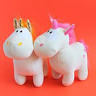 00042-7 Мягкая игрушка Единорог