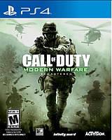 Диск Call of Duty: Modern Warfare. Remastered 2017 [Blu-Ray диск] (PlayStation 4)