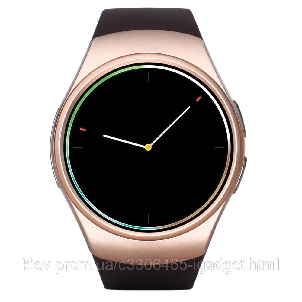 Умные часы King Wear KW18 с поддержкой SIM-карты (Золотой)