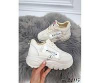 Кроссовки Violeta Fashion высокая подошва, фото 1