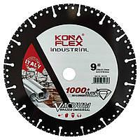 Алмазный диск универсальный Kona Flex 230 х 22,2 General Purpose