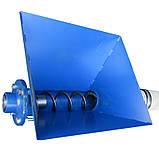Гибкий шнек FA90. 6м. (cпиральный конвейер), фото 3