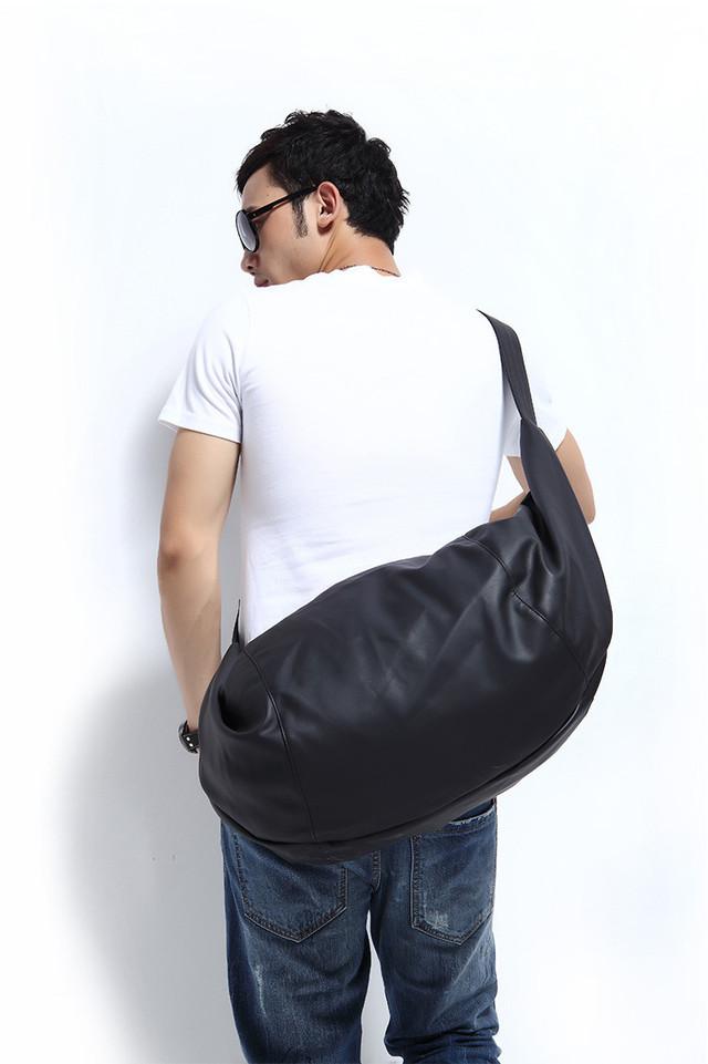 Мужская сумка-слинг
