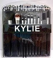 Набор кисточек для макияжа KYLIE XOXO из 10 инструментов