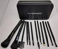 Набор кисточек для макияжа M·A·C из 12 инструментов