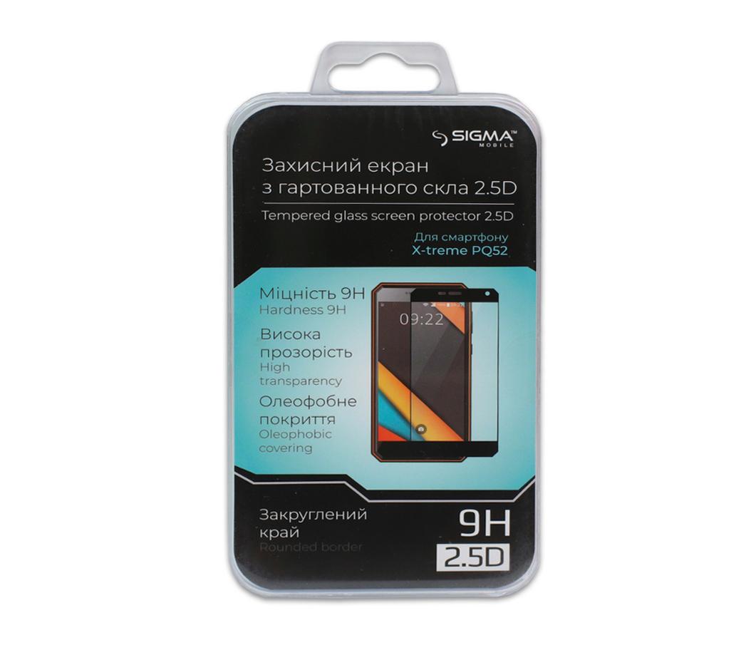 Защитное стекло для Sigma X-treme PQ52 Original