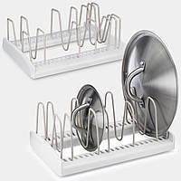 Органайзер для хранения крышек LID HOLDER (металл, пластик)