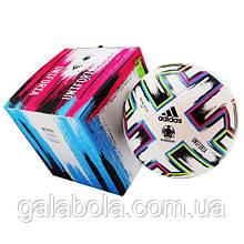 Мяч футбольный Adidas Uniforia Euro 2020 League BOX FH7376 (размер 5)