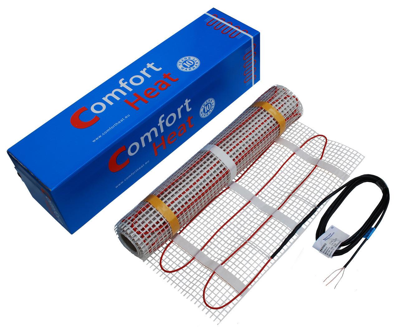 CTAE-200, 3 м2, 600 Вт, двухжильный нагревательный мат, Comfort Heat