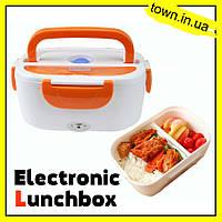 Ланч-бокс с подогревом от сети- Electric lunch box