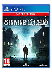 Диск THE SINKING CITY [Blu-Ray диск] (PlayStation 4)
