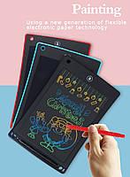 Lcd планшет для рисования с магнитом 8.5'' разноцветный