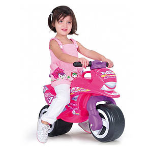 Мотоцикл каталка розовый Injusa 1952, фото 2