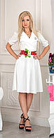 Платье Белое женское