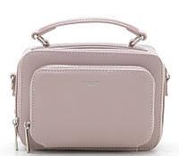 Женский клатч D.Jones 3966 pink David Jones (Дэвид Джонс) - оригинальные сумки, клатчи и рюкзаки