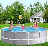 Каркасный бассейн Intex 26716, 366 x 99 см (2 006 л/ч, лестница), фото 4