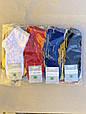 Жіночі шкарпетки з люрексом носки стрейчеві Montebello 35-40 12 шт в уп білі жовті червоні сині, фото 4