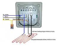 Особенности строения и принцип работы терморегулятора для теплого пола