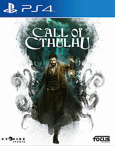 Диск Call of Cthulhu [Blu-Ray диск] (PlayStation 4)