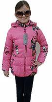 Стильная куртка детская для девочки, фото 2