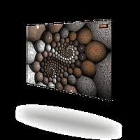 Керамическая электронагревательная панель DIMOL Mini 01 (270Вт), фото 1