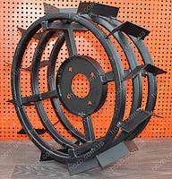 Грунтозацепы для мотоблока (железные колеса) Ø 450 мм.