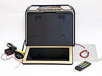 "Монитор потолочный JL-1139FS 12"" USB+SD+HDMI Тонкий корпус 12V"