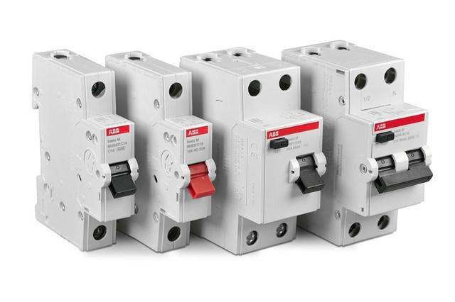 Электротехническое оборудование ABB