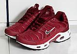 0377 Кроссовки Nike вишневого цвета. 37 размер - 23 см по стельке, фото 2