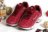 0377 Кроссовки Nike вишневого цвета. 37 размер - 23 см по стельке, фото 3