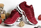 0377 Кроссовки Nike вишневого цвета. 37 размер - 23 см по стельке, фото 6