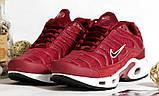 0377 Кроссовки Nike вишневого цвета. 39 размер - 24,5 см по стельке, фото 3
