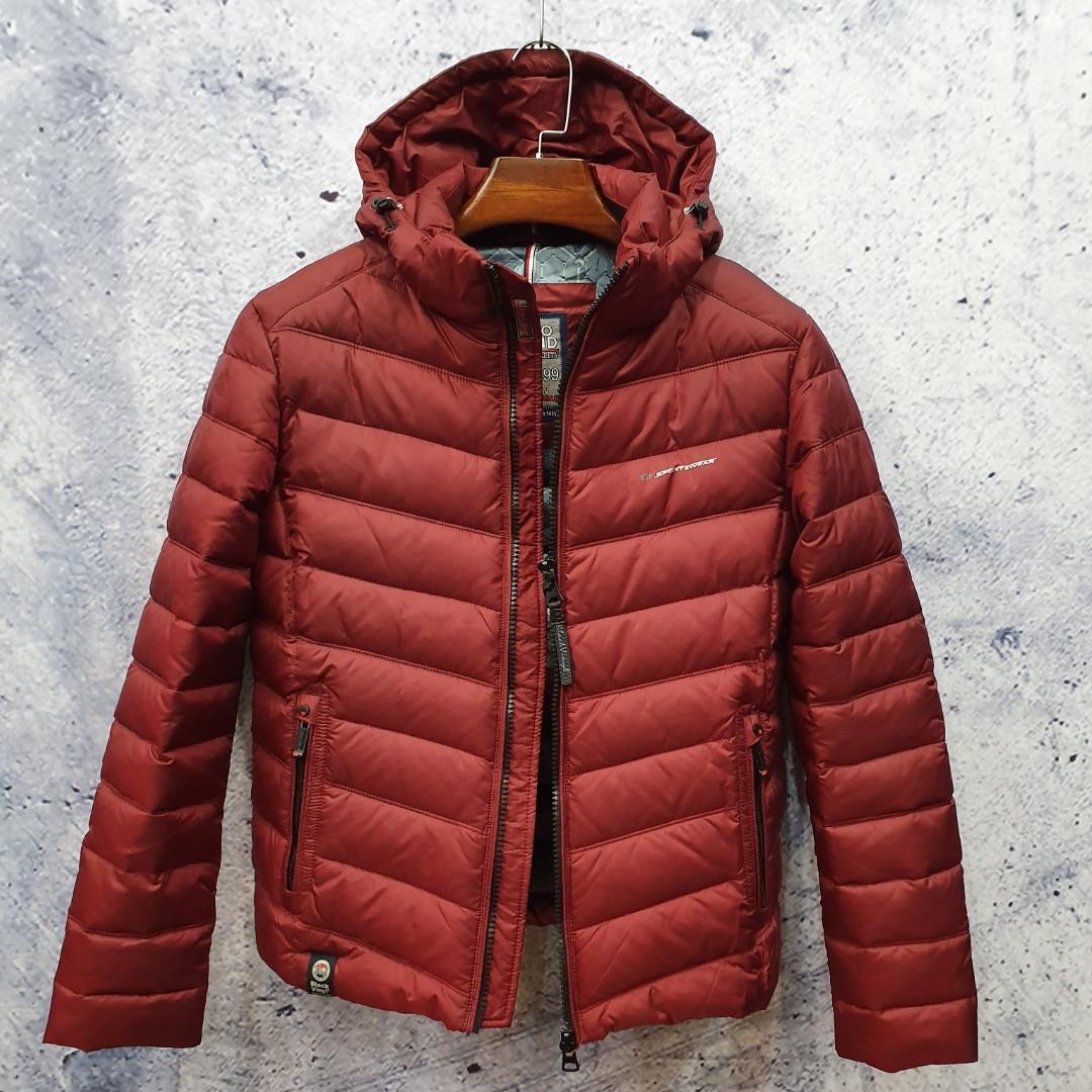 Чоловіча куртка vinyl Black C19-1528