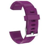 Сменный ремешок для фитнес браслета ID115 Plus / B05 (Фиолетовый)