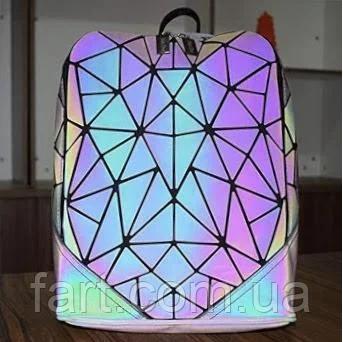 Женская сумка- рюкзак BAO BAO № 568 Хамелеон, фото 2