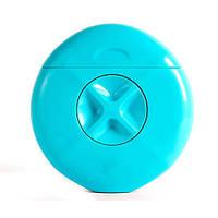 Компактная туристическая бритва Sphynx Travel Razor для депиляции 3в1 голубой, фото 1