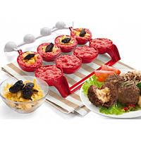 Форма для приготовления тефтелей Stuffed Ball Maker - аппетитная тефтелька