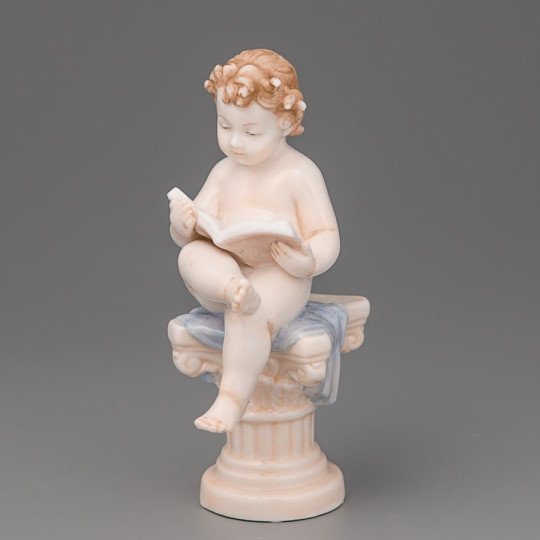 "Статуэтка ""Ангелочек с книгой"" (12 см) (30023 AA)"