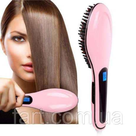 Электрическая расческа выпрямитель Hair Straightener HQT-906