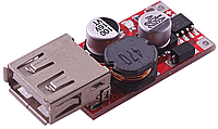 Понижающий преобразователь USB DC-DC 5-36В на 5В 3А