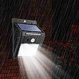 Уличный LED светильник на солнечных батареях Solar Motion Sensor Light, фото 6